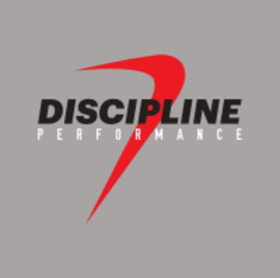 Discipline Performance Gym logo