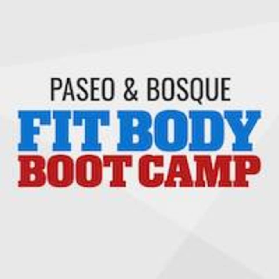 Paseo Fit Body Boot Camp and Yoga logo