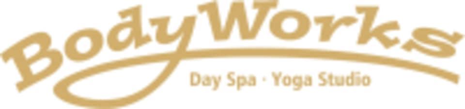 Body Works Day Spa . Yoga Studio logo