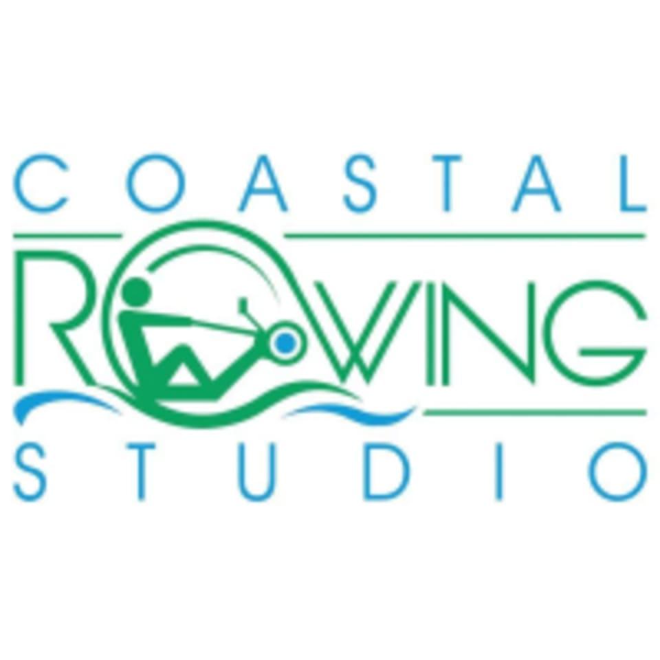 Coastal Rowing Studio logo