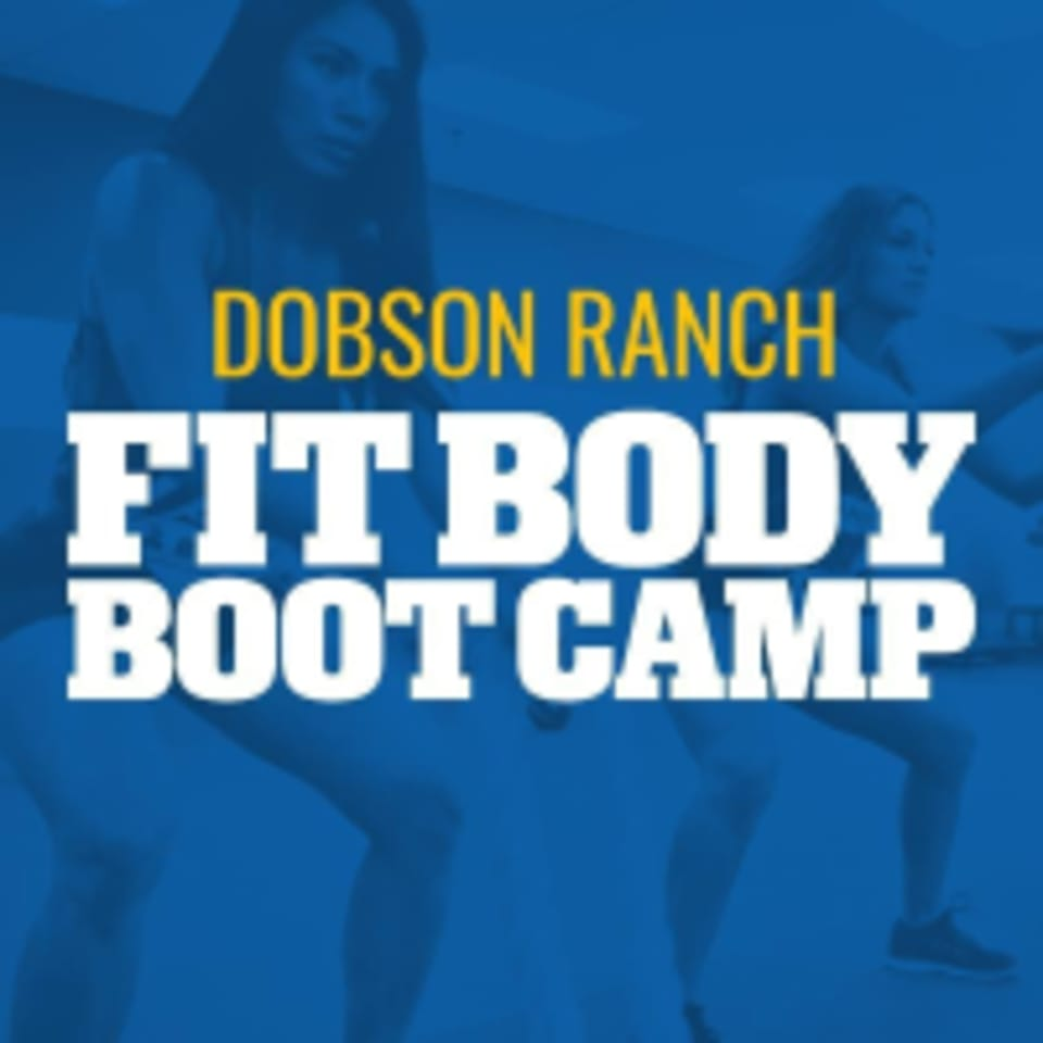 Dobson Ranch Fit Body Boot Camp logo