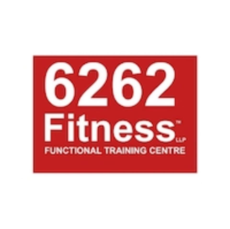 6262 Fitness logo