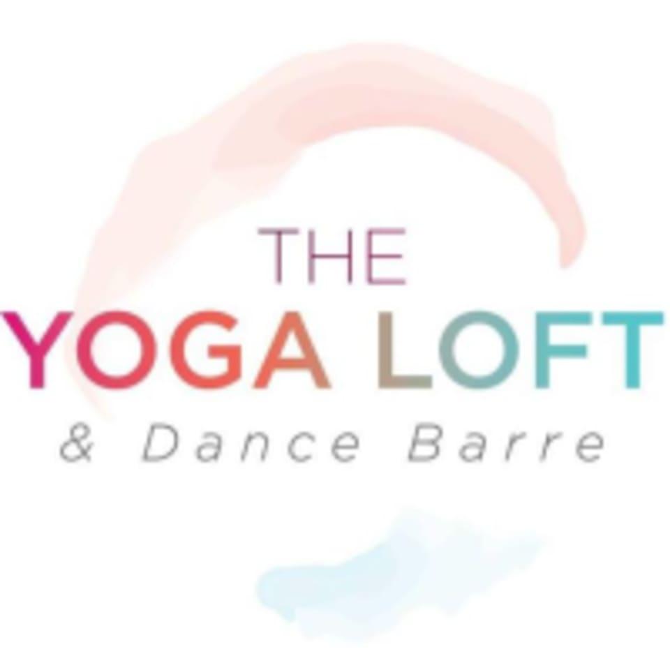 The Yoga Loft & Dance Barre logo