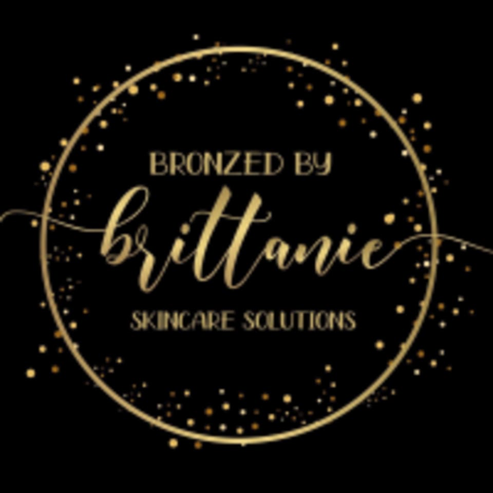 Bronzed By Brittanie Skincare Solutions logo