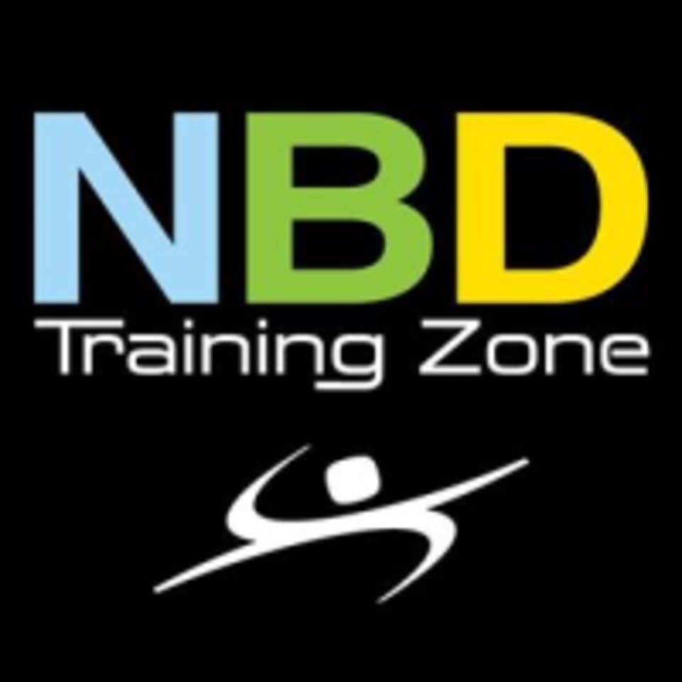 NBD Training Zone logo