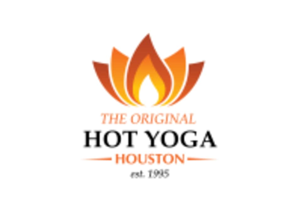 Hot Yoga Houston logo