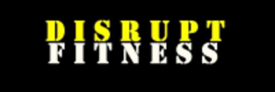 Disrupt Fitness Gym logo