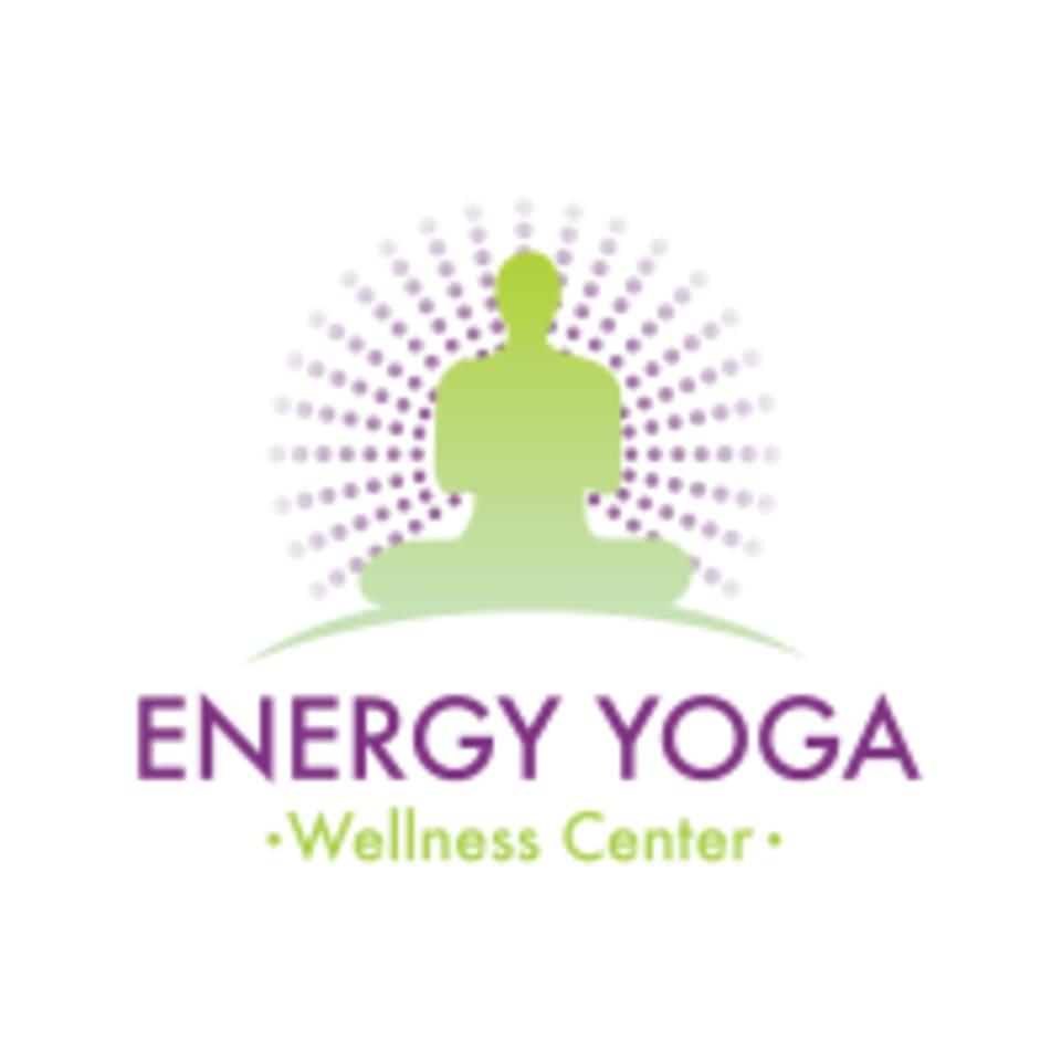 Energy Yoga and Wellness Center logo