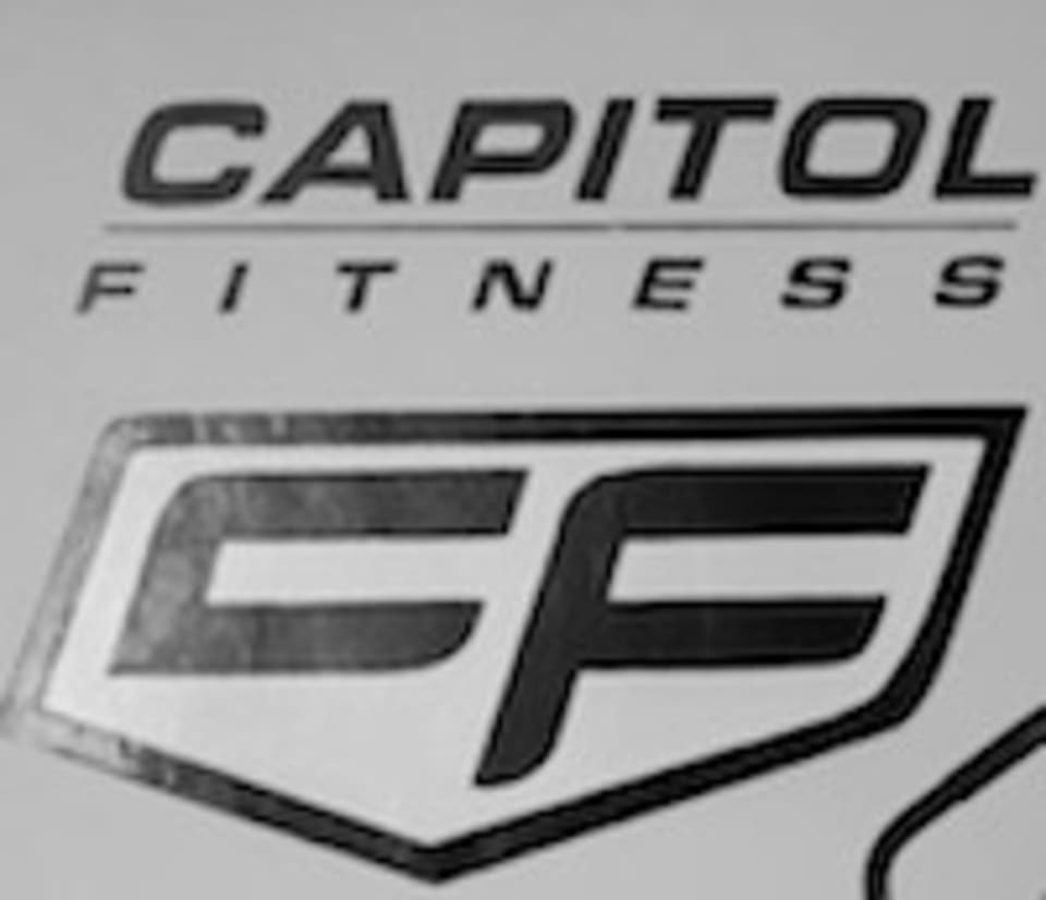 Capitol Fitness logo