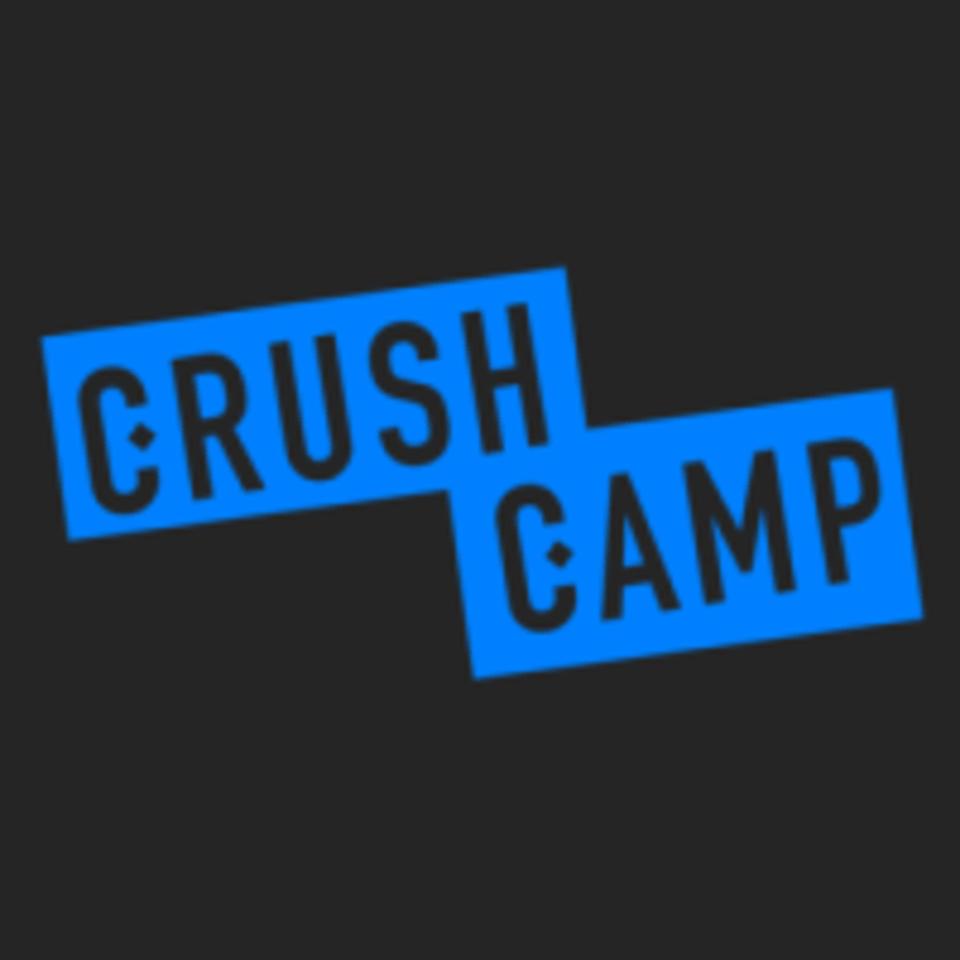 CrushCamp logo