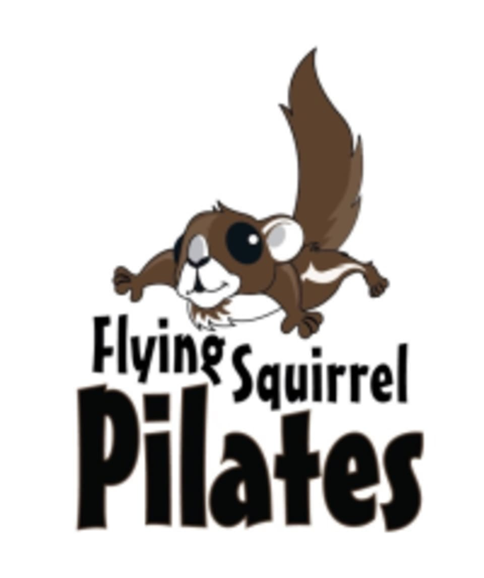 Flying Squirrel Pilates logo