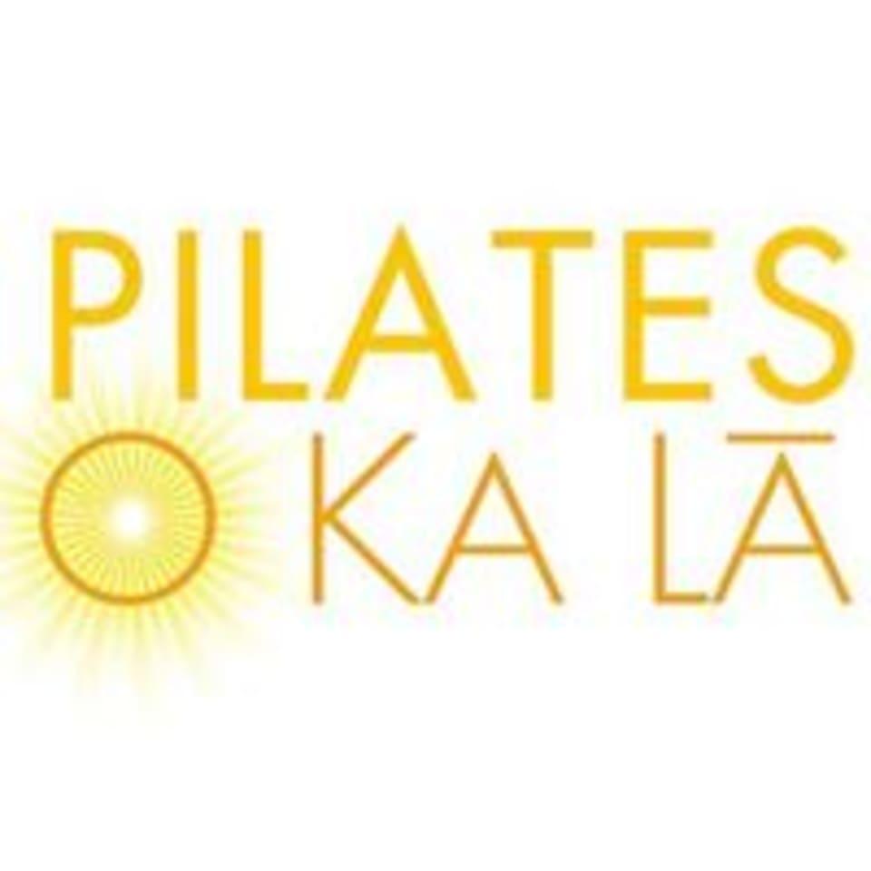 Pilates O Ka La logo