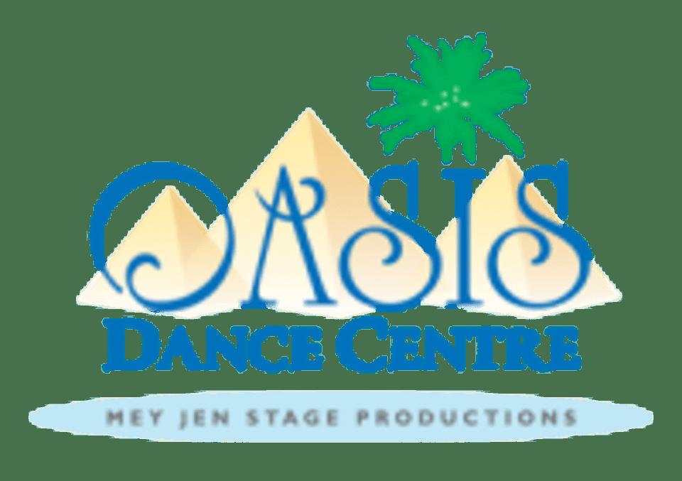 Oasis Dance Centre  logo