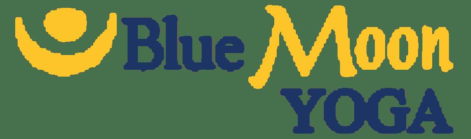 Blue Moon Yoga logo