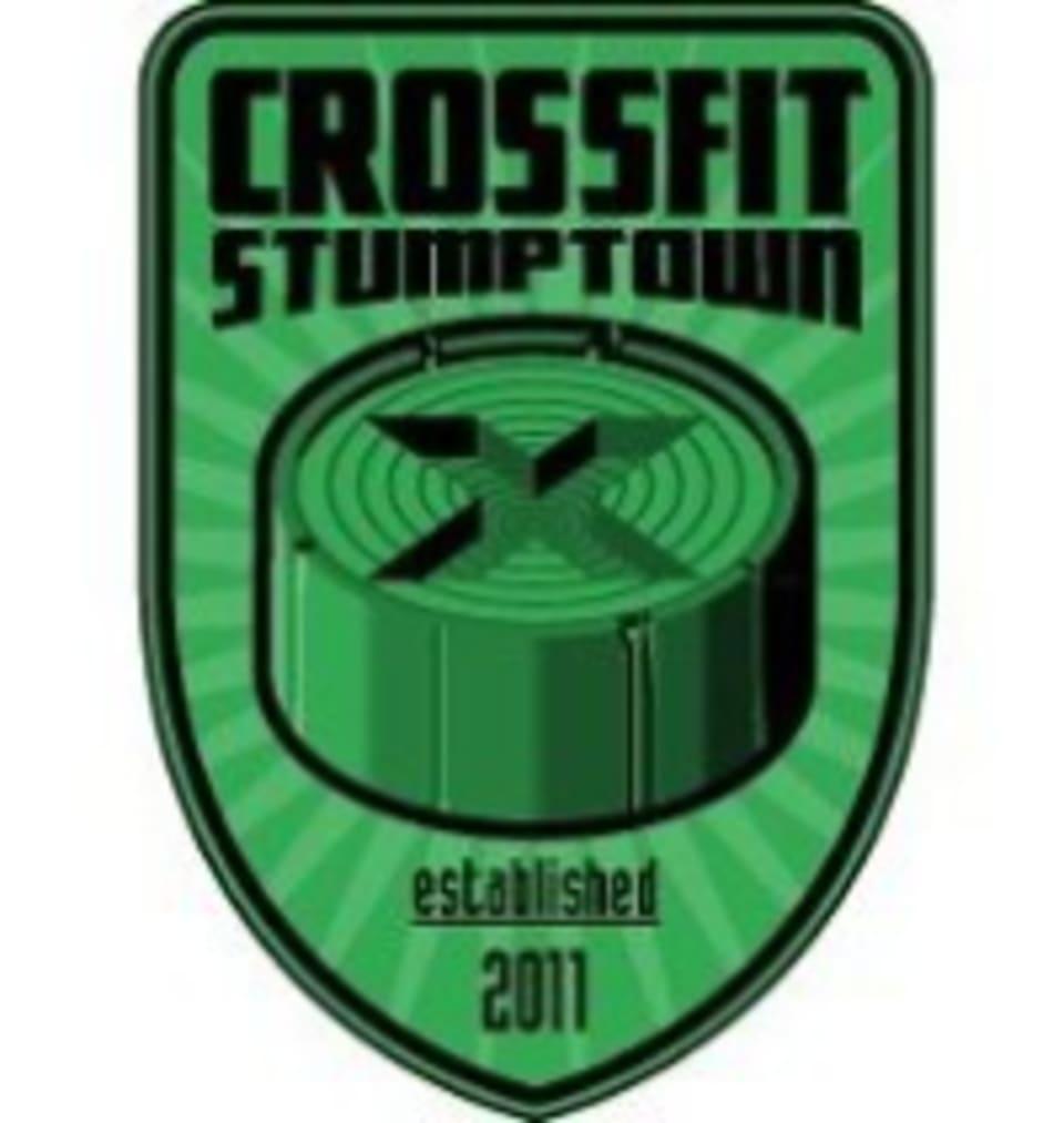 CrossFit StumpTown logo