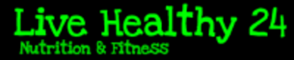 Live Healthy 24 Nutrition & Fitness logo