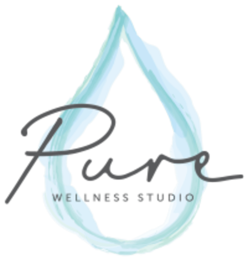 Pure Wellness Studio logo