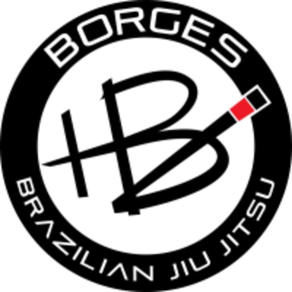 Borges Brazilian Jiu Jitsu  logo