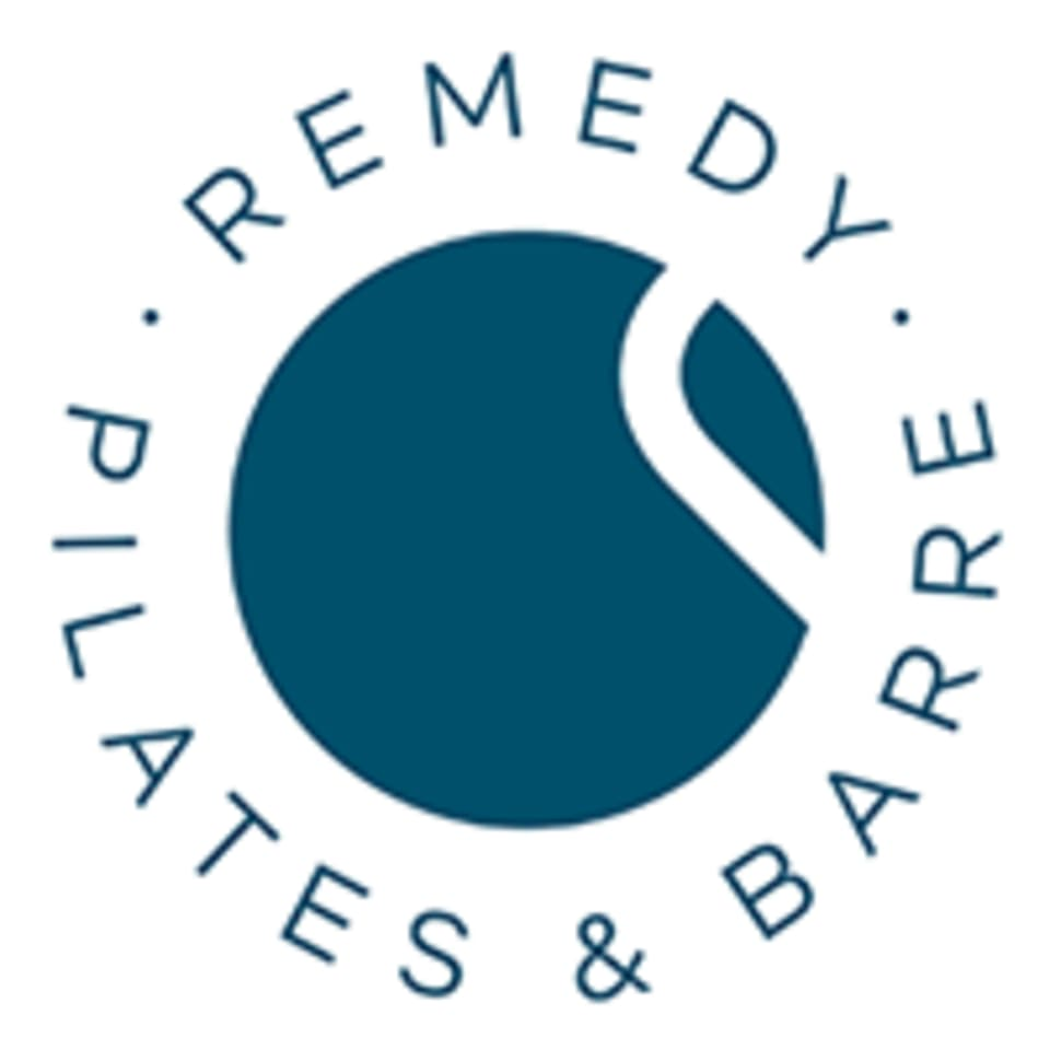 Remedy Pilates and Barre logo