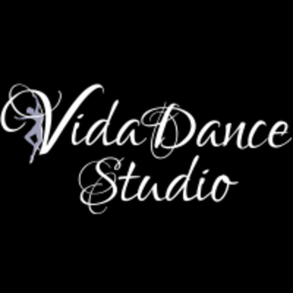 VidaDance Studio logo