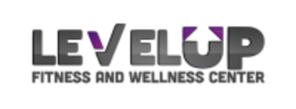 Level Up Fitness and Wellness Center logo