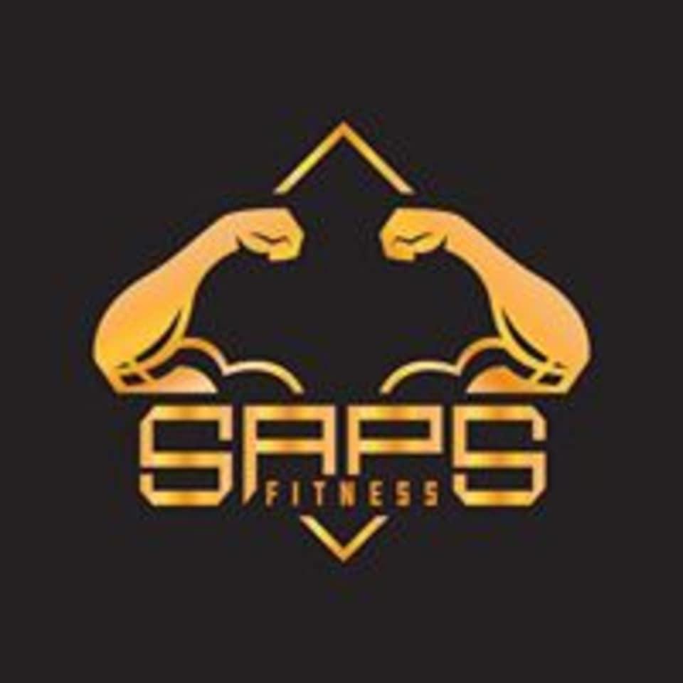 SAPS Fitness Studio logo
