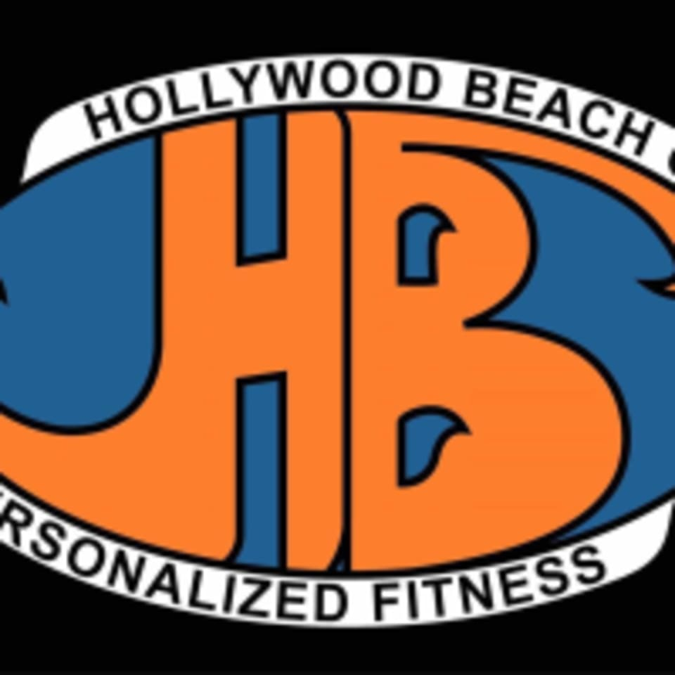 Hollywood Beach Personalized Fitness logo