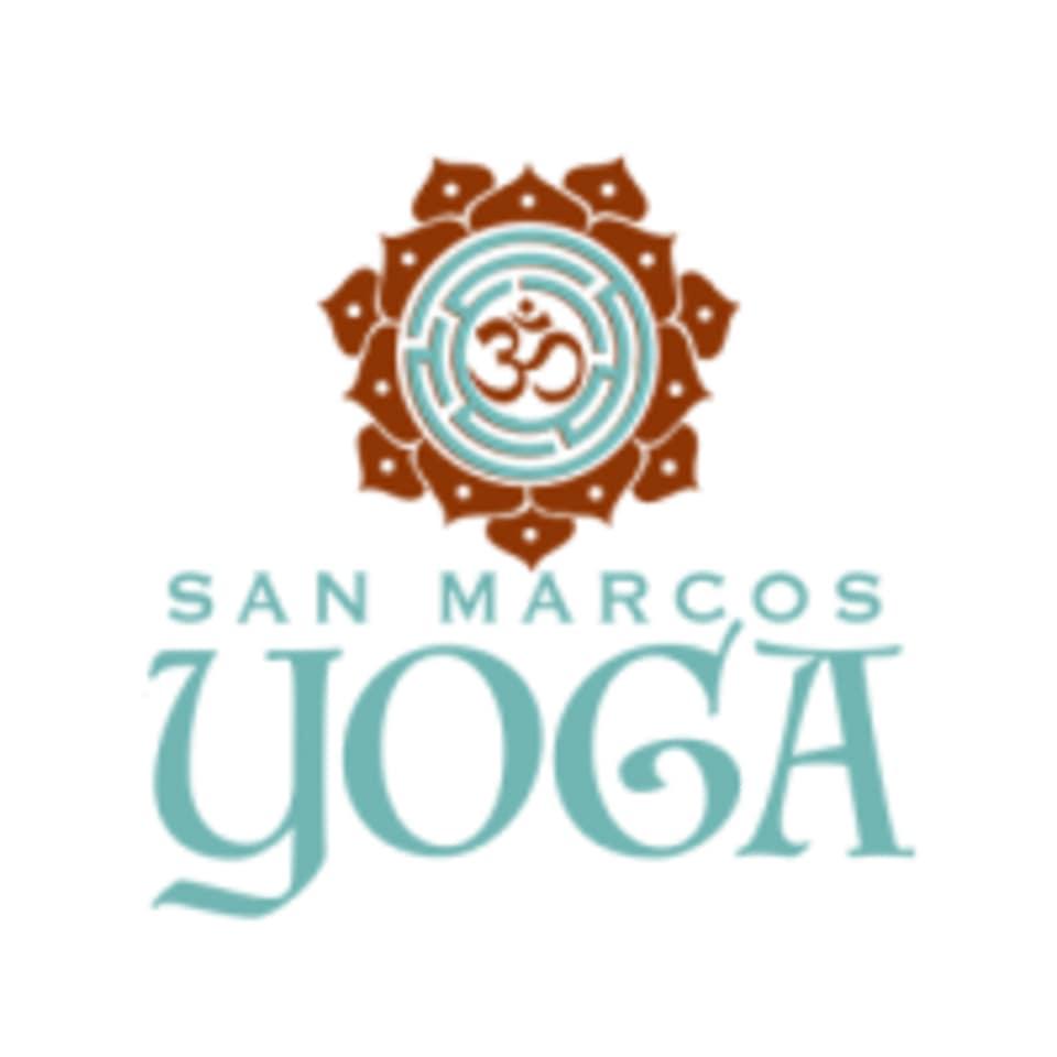 San Marcos Yoga logo