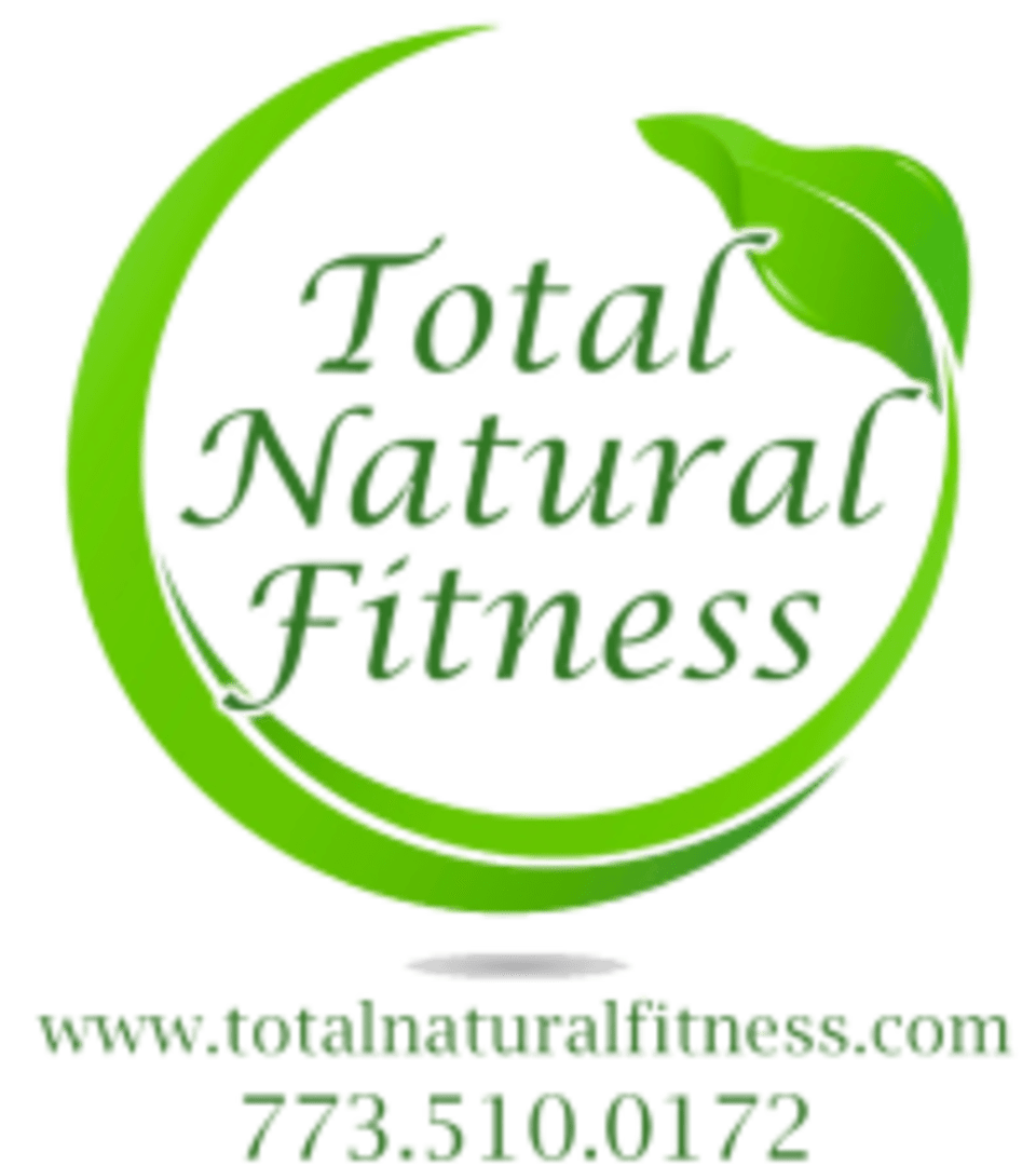 Total Natural Fitness logo