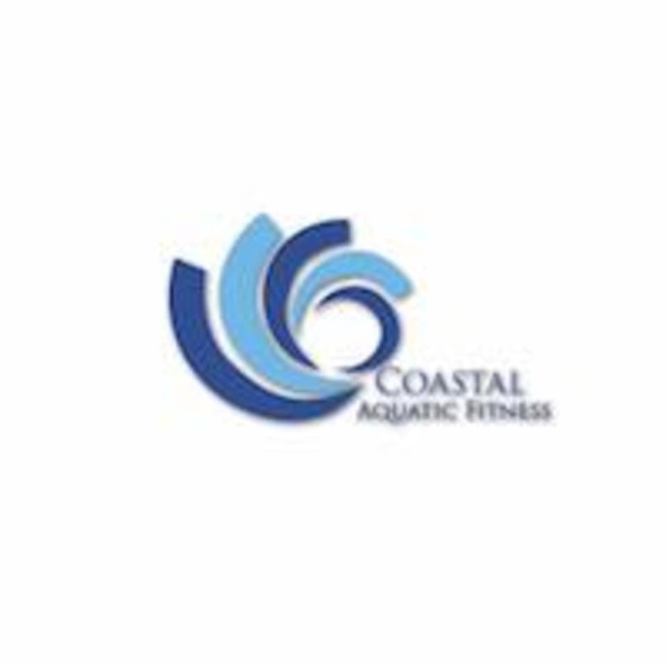 Coastal Aquatic Fitness logo
