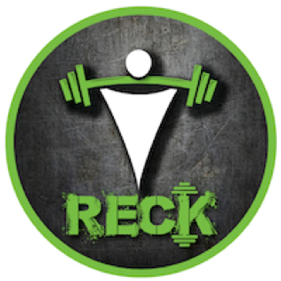 RECK Fitness logo