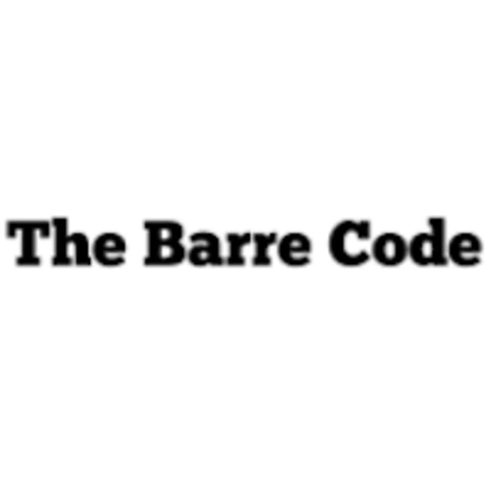 The Barre Code logo