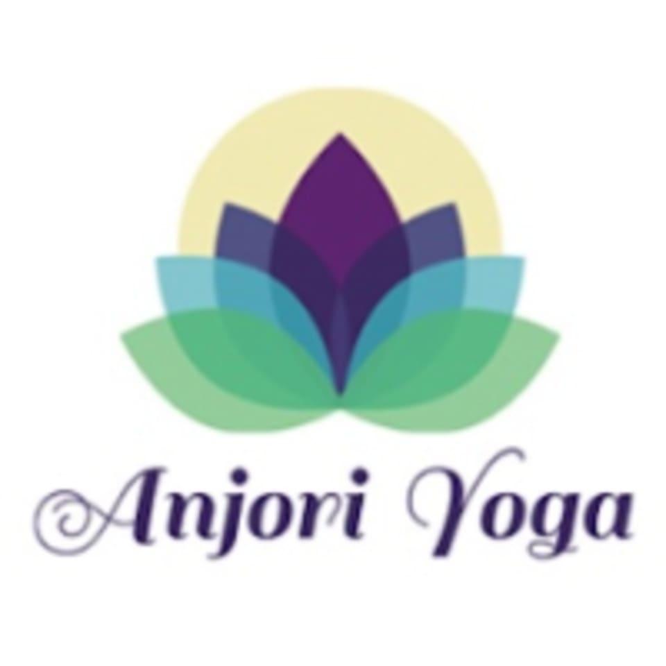 Anjori Yoga logo