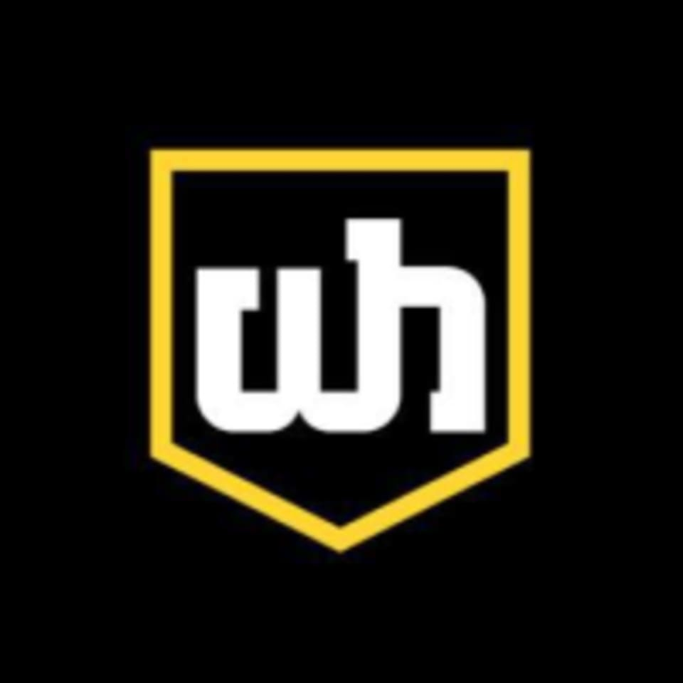 The Warehouse Gym logo