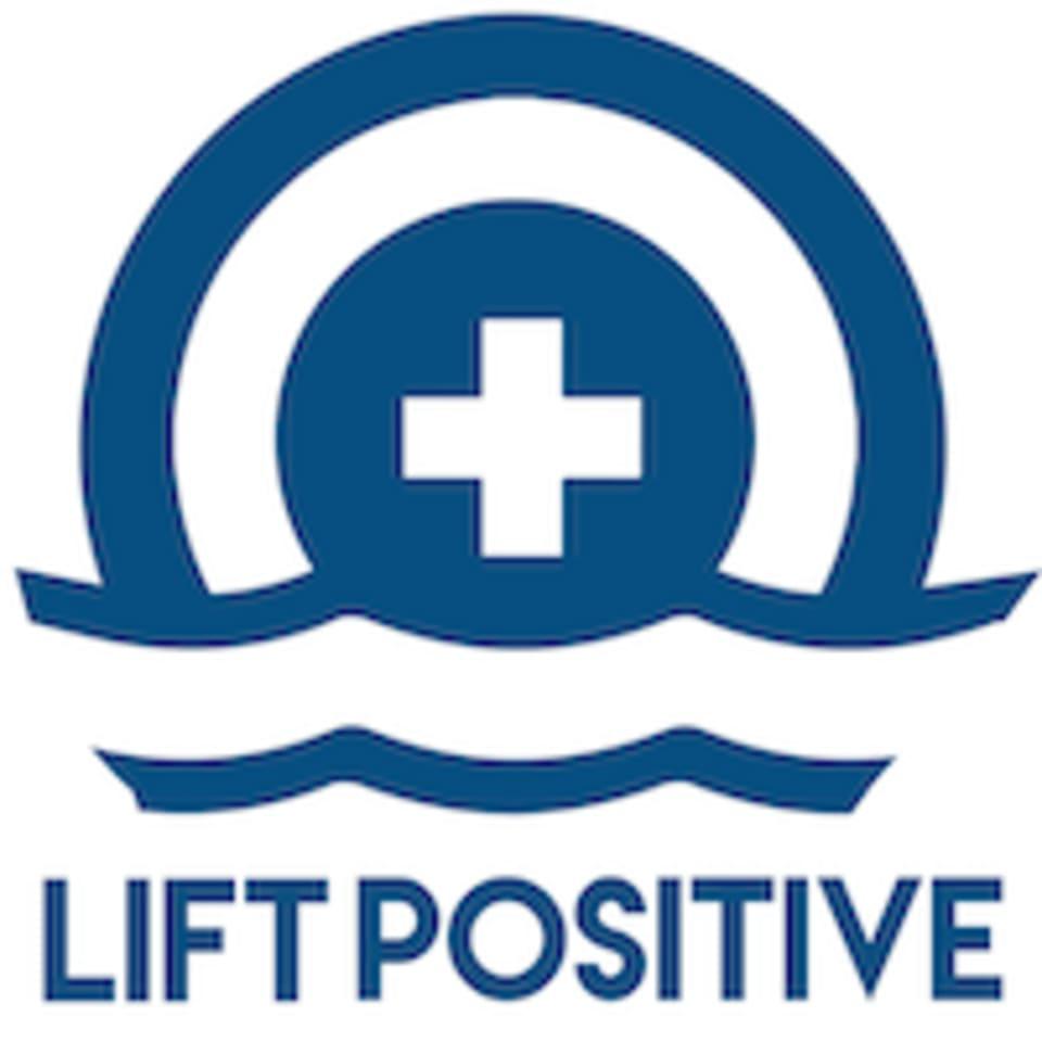 Lift Positive Fitness logo