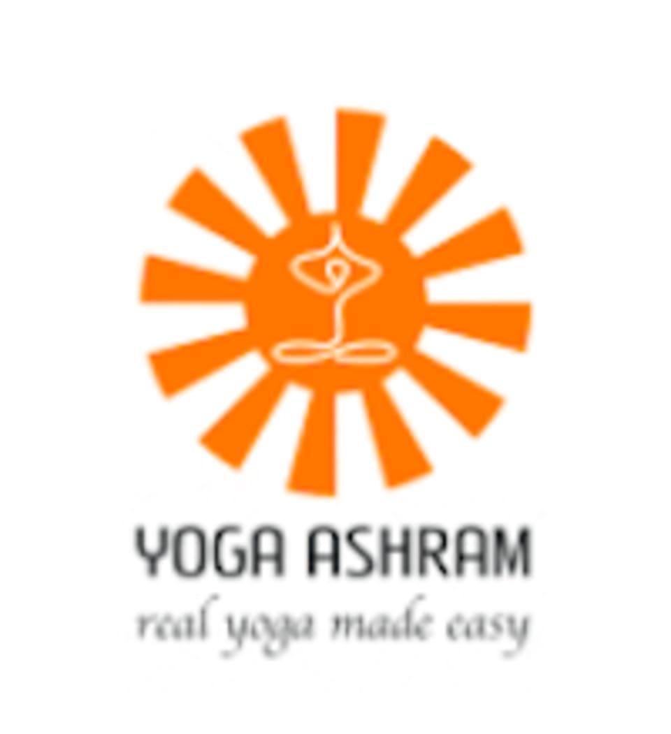 Yoga Ashram logo