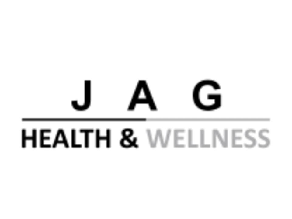 JAG Fitness and Nutrition logo
