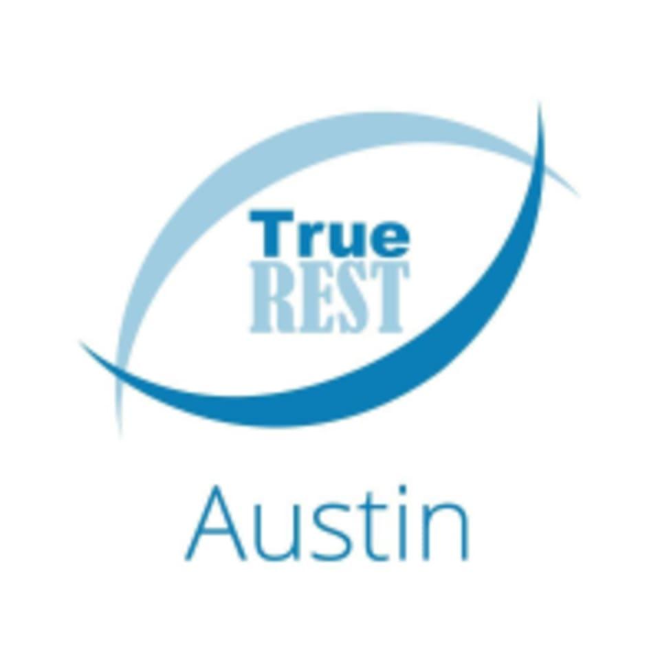 True REST Float Spa logo