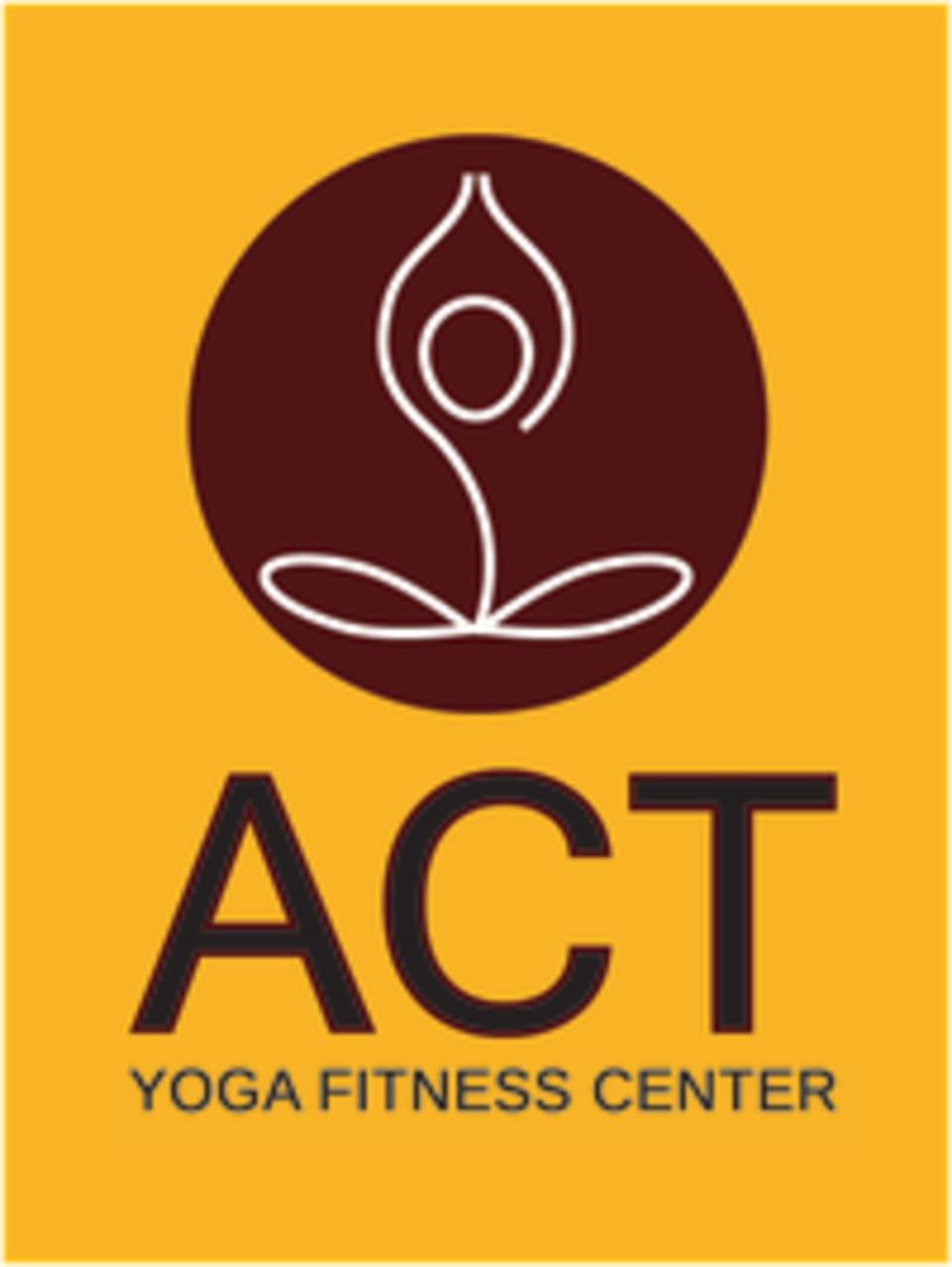 ACT Yoga Fitness Center logo