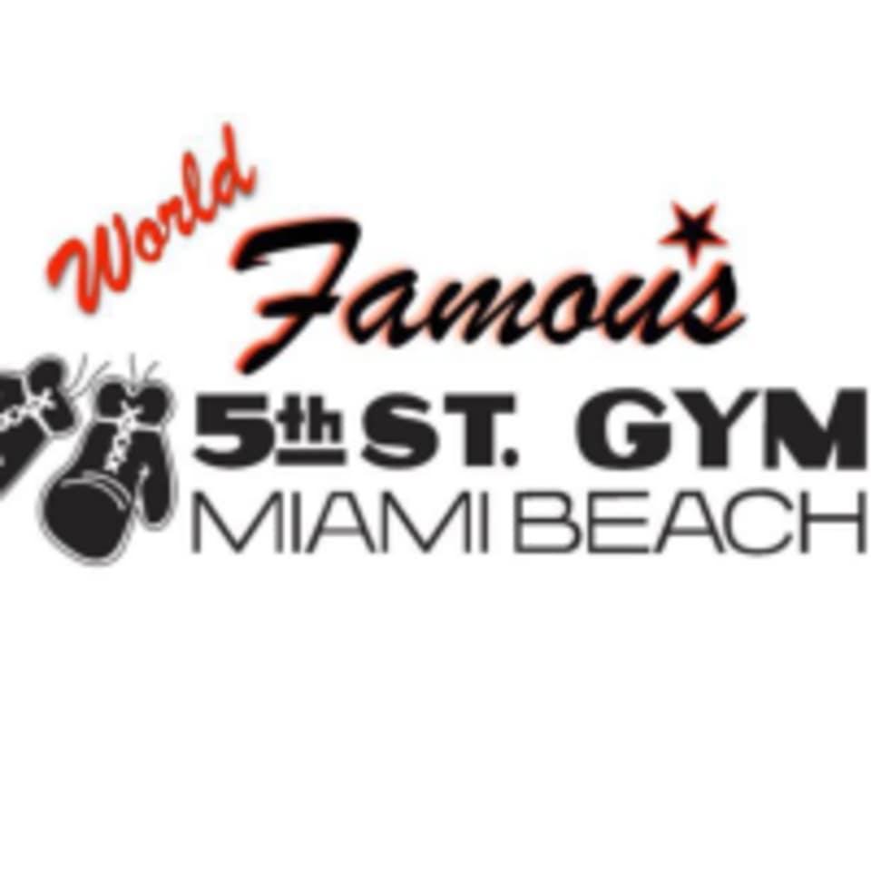 5th St Gym logo