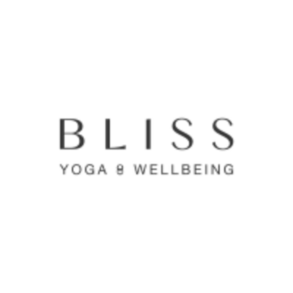 Bliss Yoga & Wellbeing logo