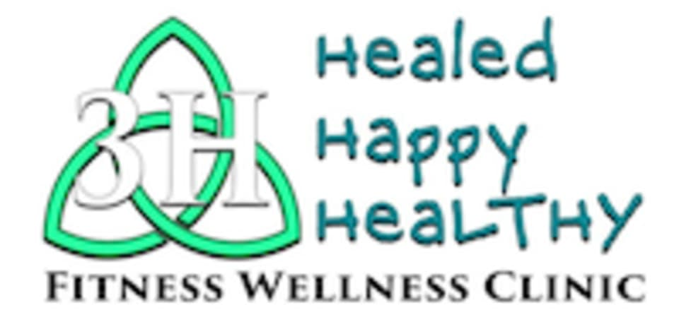 3H Fitness and Wellness Clinic logo
