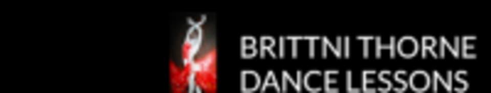 Brittni Thorne Dance  logo