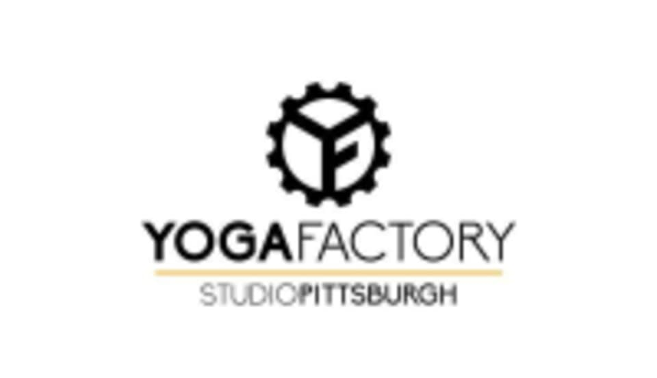 Yoga Factory Pittsburgh logo