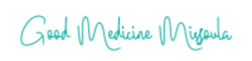 Good Medicine Acupuncture and Massage logo