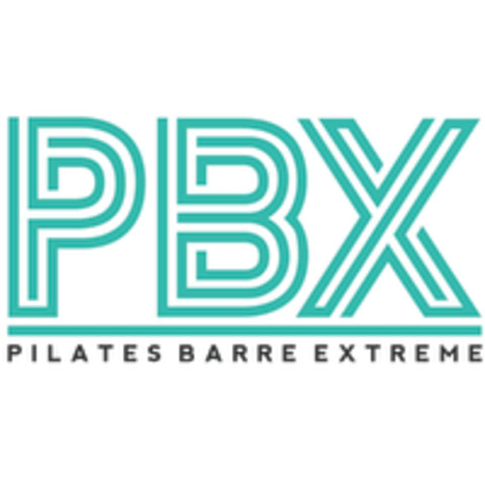 PBX pilates barre extreme logo
