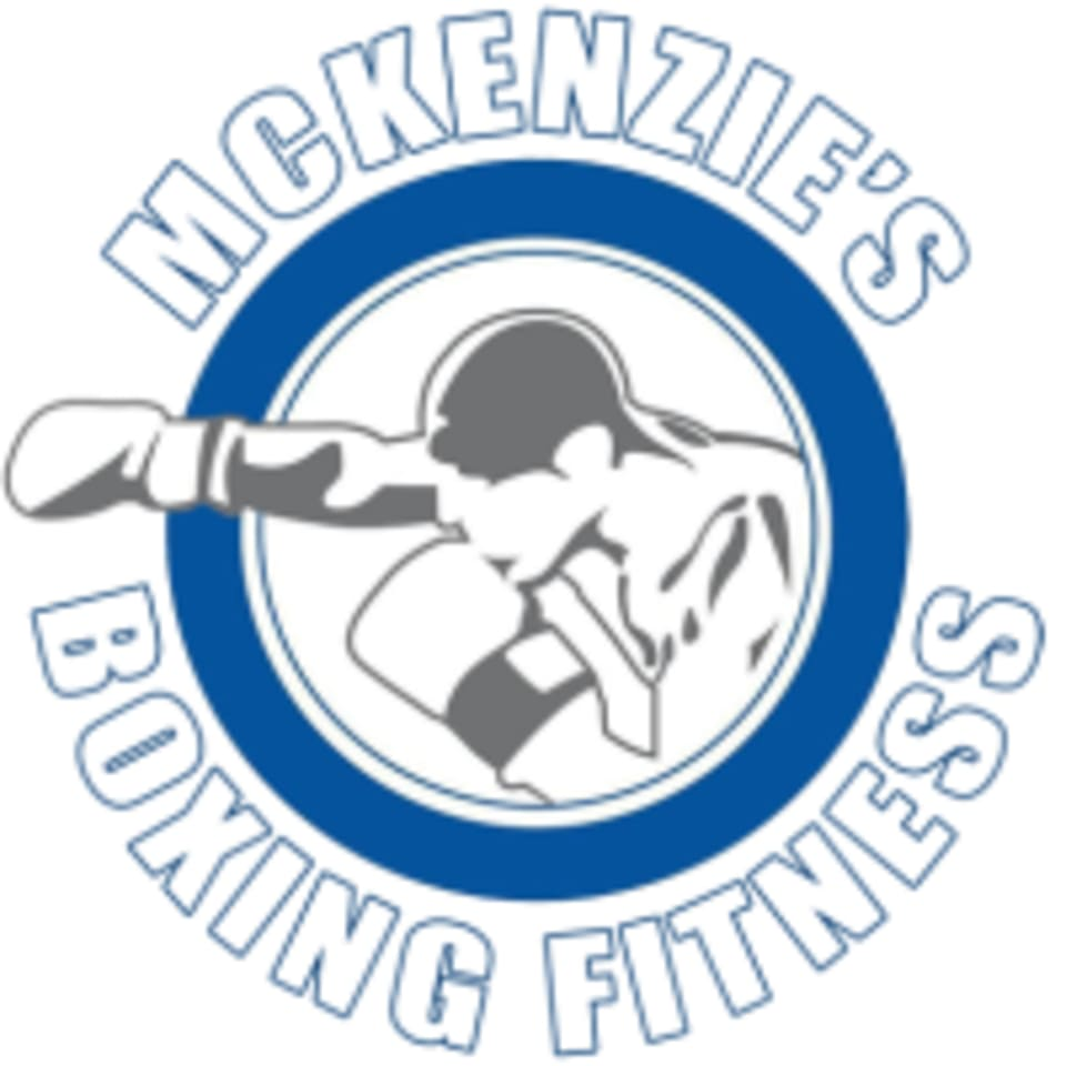 McKenzie's Boxing Fitness & Personal Training Club logo