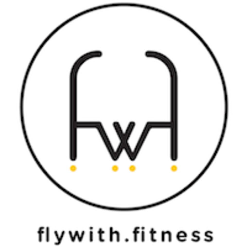 FlyWith Fitness - Tanjong Pagar logo