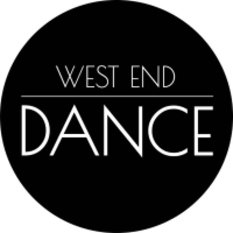West End Dance logo