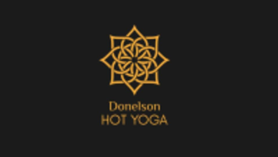 Donelson Hot Yoga logo